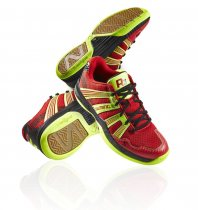 SALMING Race R3 3.0 Junior Red/Safety Yellow