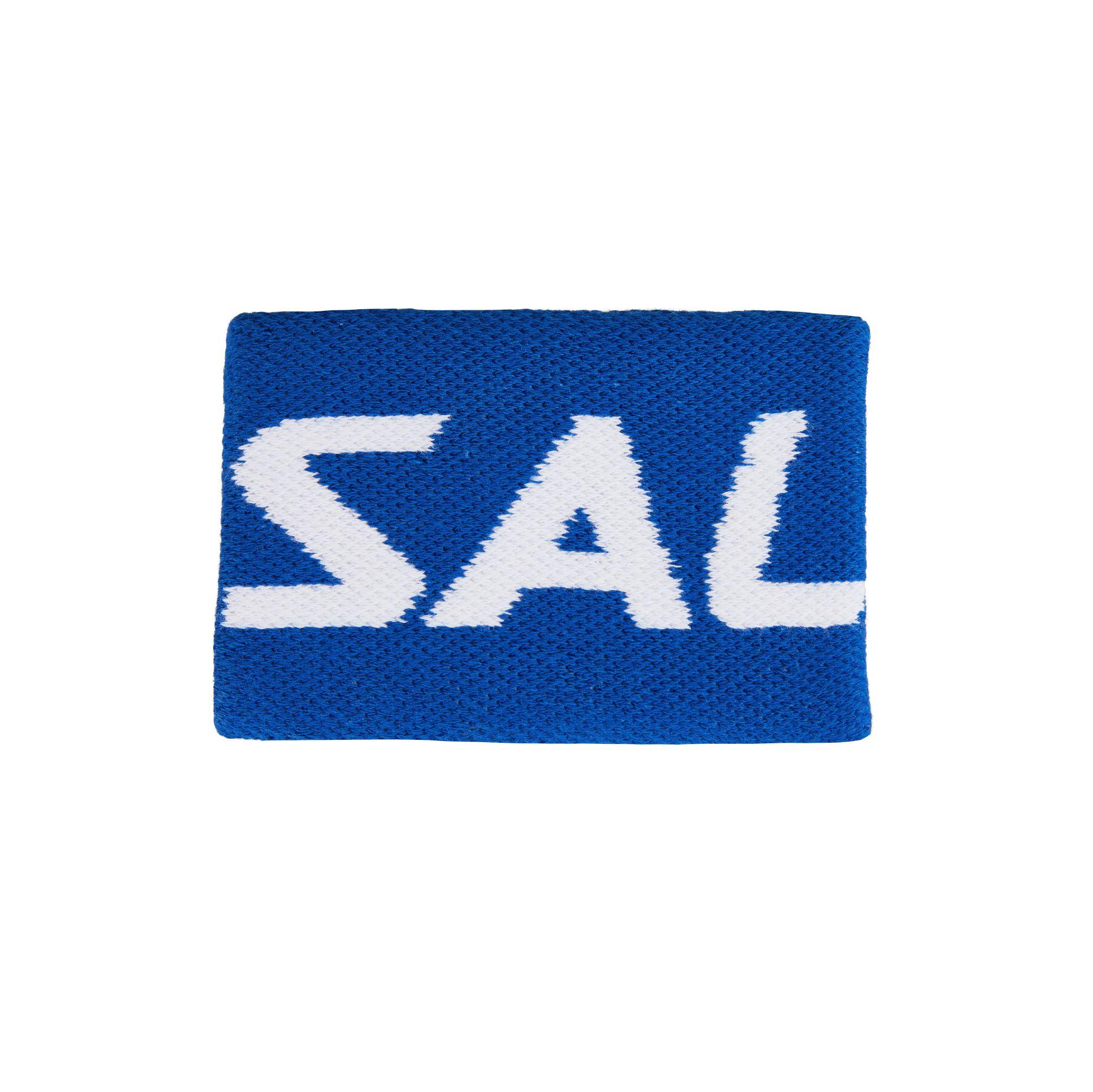 58648ad12 FLORBAL OBCHOD - SALMING Atlas Goalie Jersey JR Orange Black - SALMING  potítko Mid Blue Navy