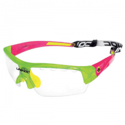 UNIHOC brýle Victory junior crystal green/red