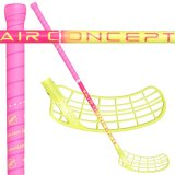 ZONE SUPREME AIR Curve 1.5° 31 pink/neon yellow 80 0