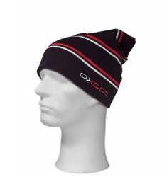 OXDOG kulich Joy Winter Hat Black/Red/White