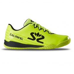 SALMING Spark Shoe Kid Fluo Yellow/Black