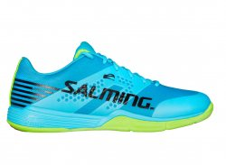 SALMING Viper 5 Shoe Men Blue Atol/Green