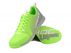 UNIHOC boty U4 PLUS LowCut Men Green