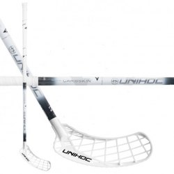 UNIHOC Epic Carbskin Feather Light 29 White JR