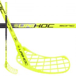 UNIHOC SONIC Composite 26 neon yellow/black