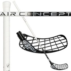ZONE Hyper Longshaft UltraLight 25 white/black 108