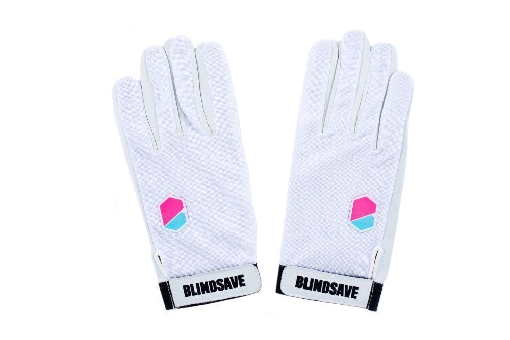 6ffd060aeb3 BLIND SAVE brankářské rukavice White - FLORBAL OBCHOD