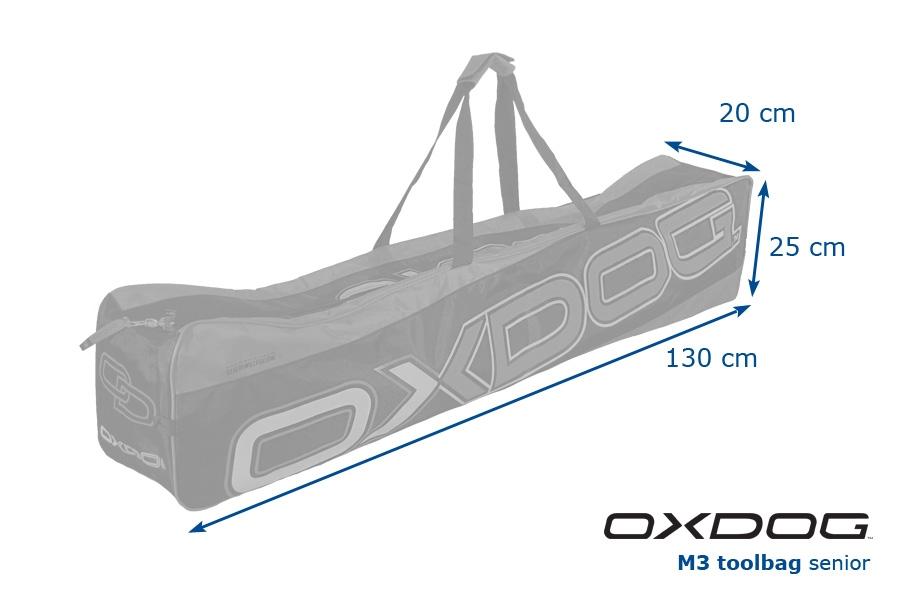 OXDOG toolbag M4 senior black - FLORBAL OBCHOD 22fc22232e